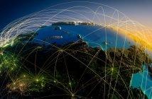 Россия намерена установить границы в интернете