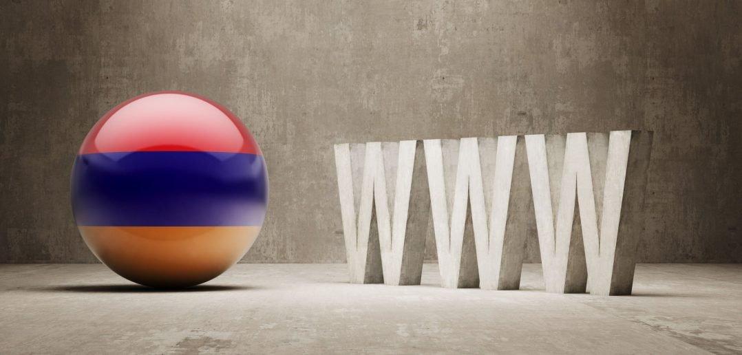 В Армении более 2 миллионов пользователей интернета