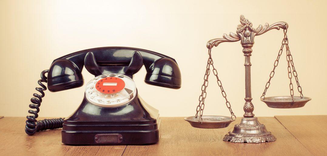 Телефонное право