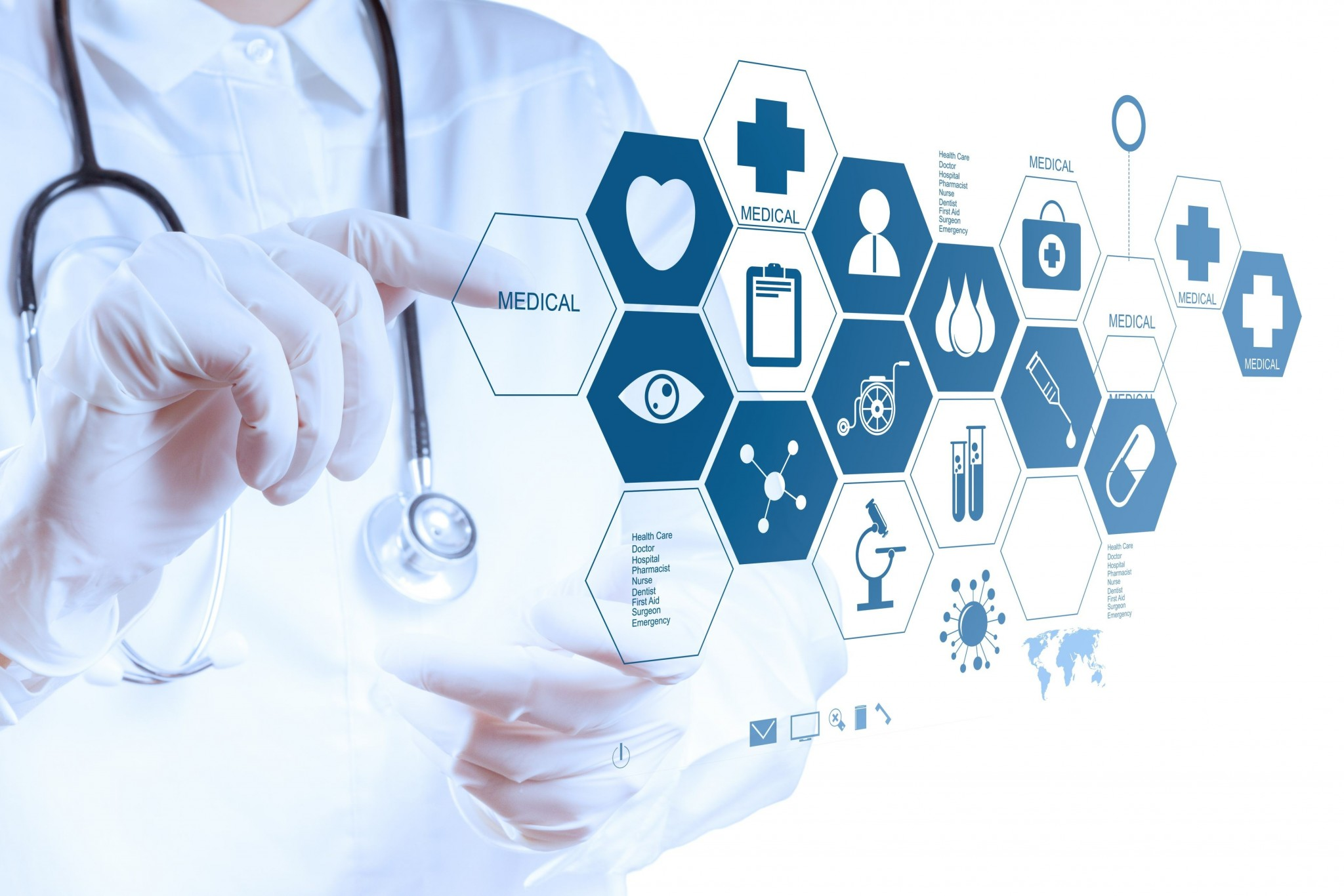 use of technology in medicine