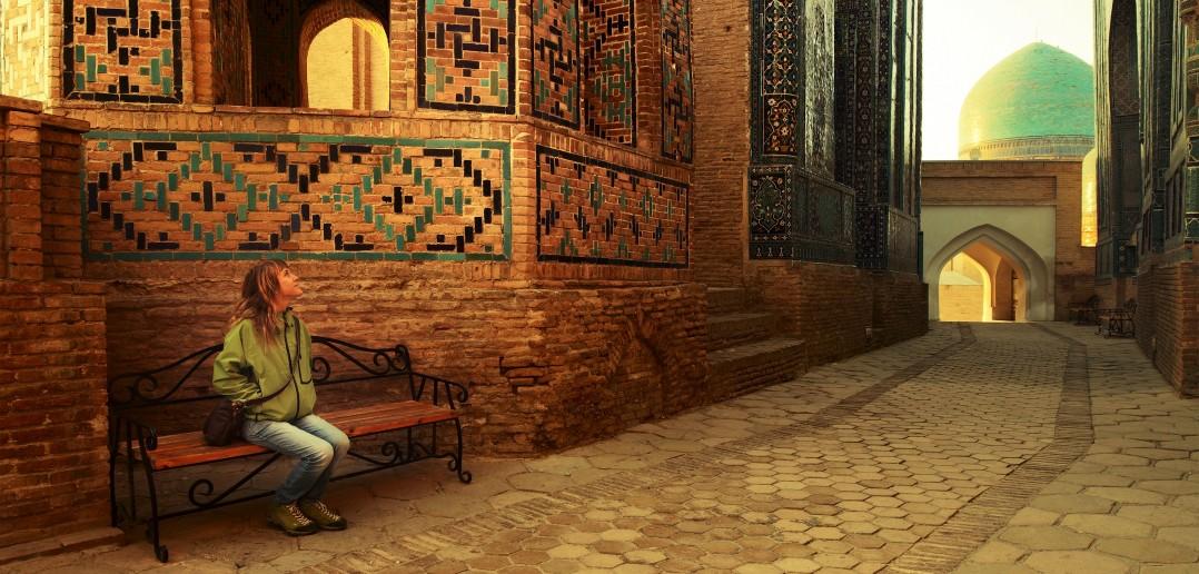 Uzbekistan launches WiFi at historical monuments