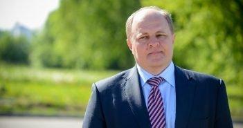 Вице-президент ICANN Михаил Якушев