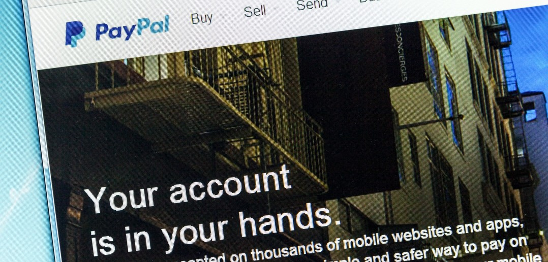 PayPal blocks donation account in Russia