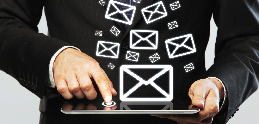 Министерство информации рассылает письма «счастья»
