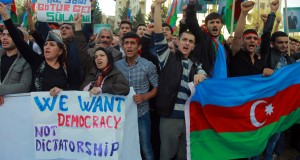 Интернет-активизм в Азербайджане