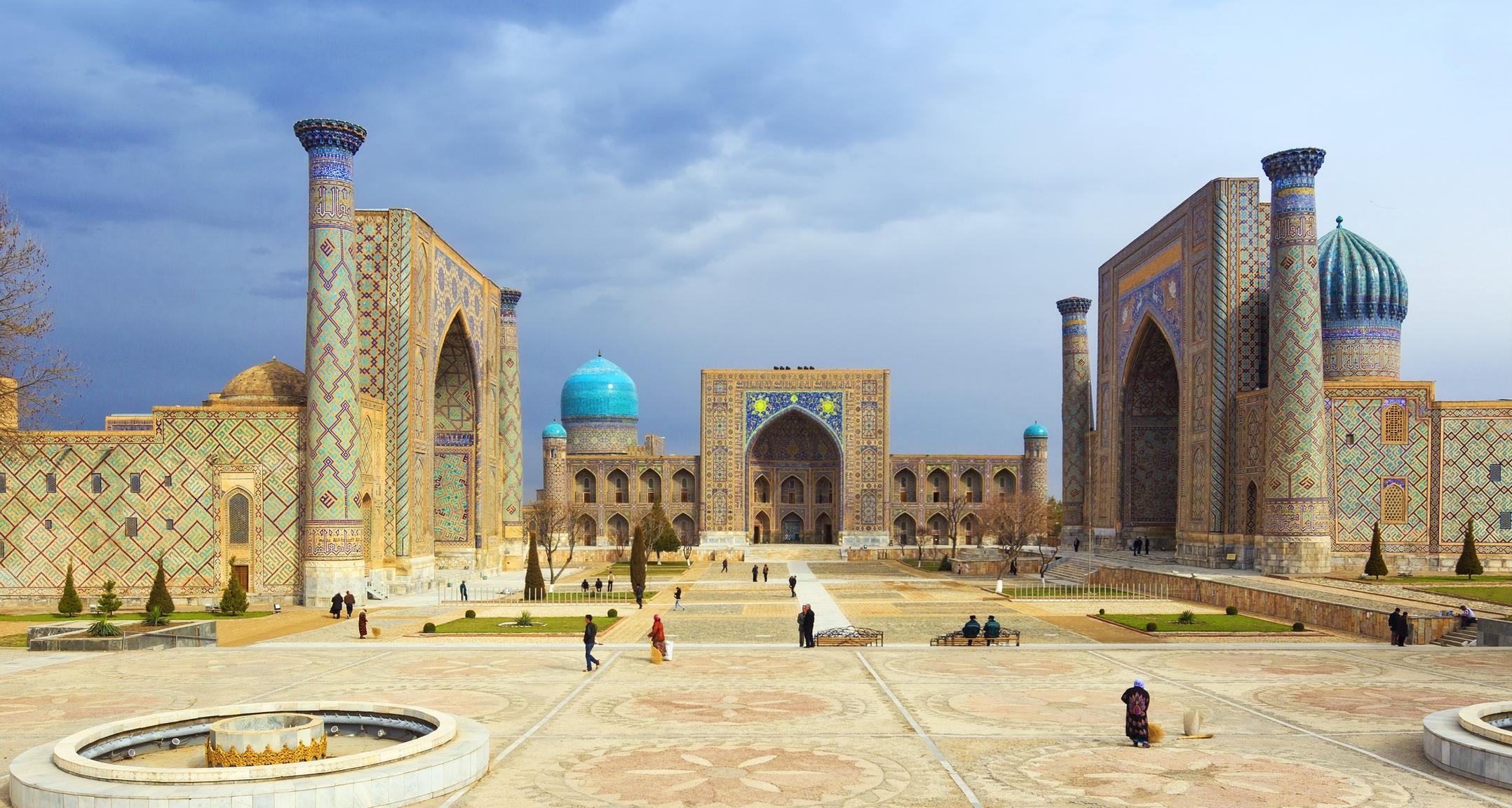 tashkent essay
