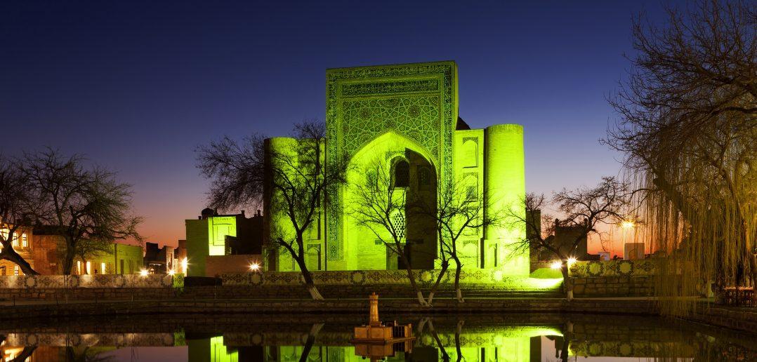 Обзор отрасли: доступ в интернет в Узбекистане