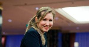 Руководитель ICANN по работе со странами Восточной Европы и Средней Азии Александра Куликова