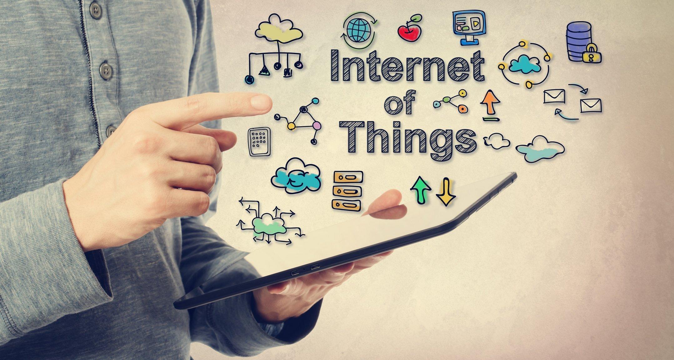 Интернет вещей  виртуальное благоденствие и реальные риски 8767e075f68