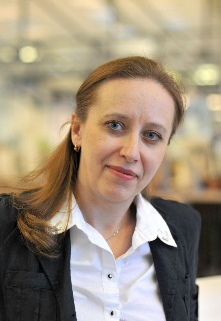 Директор по развитию бизнеса российской компании PROMT Юлия Епифанцева