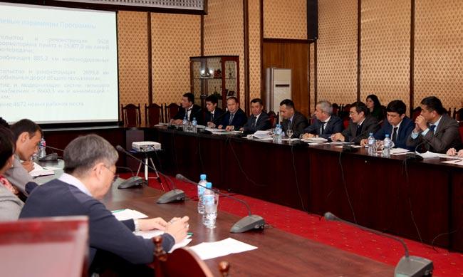 До 2019 года в Узбекистане планируется реализовать 150 проектов стоимостью $9,8 млрд.