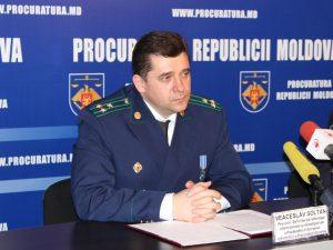 Вячеслав Солтан, начальник отдела информационных технологий и по борьбе с киберпреступлениями Генеральной Прокуратуры Молдовы