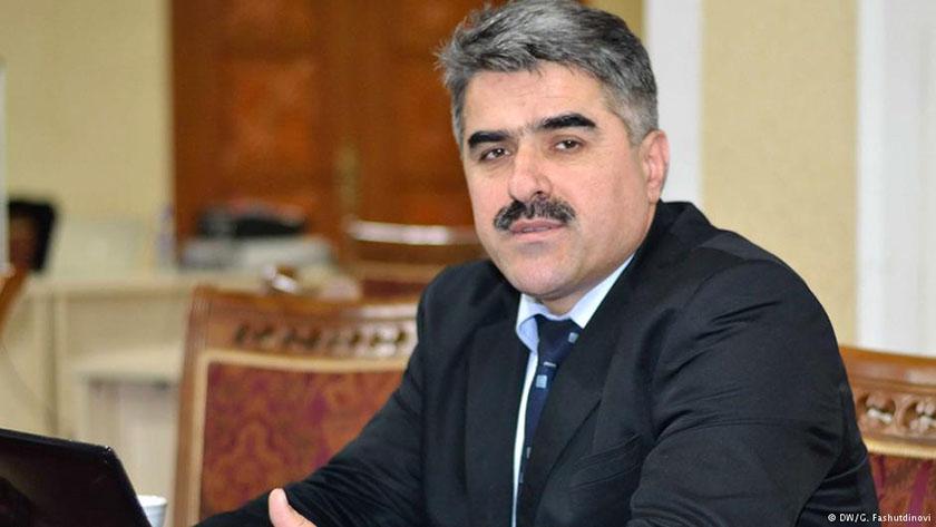Эксперт в области информационных технологий из Таджикистана Асомиддин Атоев