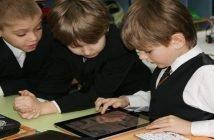 Первоклассникам Казахстана «выдадут» электронные учебники