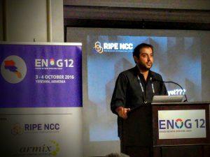 Конференция ENOG 12 прошла в Ереване