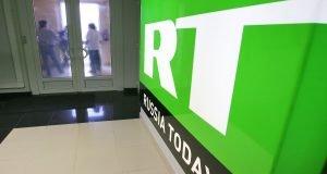 Счета российского телеканала RT заблокированы в Великобритании