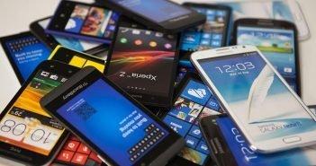 Эстонцы в сентябре 2016 года купили телефонов на 10 млн евро