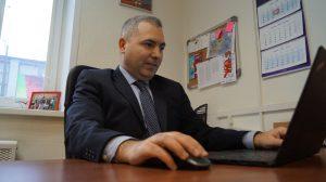 заместитель генерального директора Life:) в Беларуси (Turkcell Group) Алтунташ Бахаттин Мурат, фото Alex Nikolaichuk