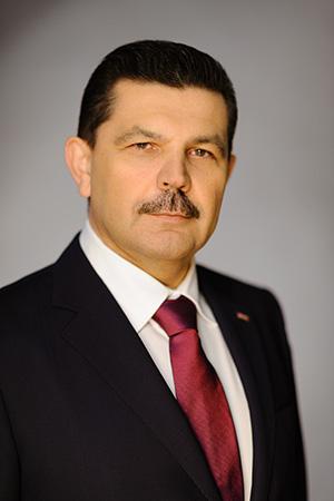 Генеральный директор МТС в Беларуси Владимир Карпович