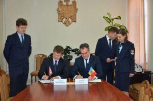 Руководителями таможенных служб Беларуси и Молдовы 13 декабря в Кишеневе было подписано правительственное соглашение о создании системы содействия взаимной торговле.