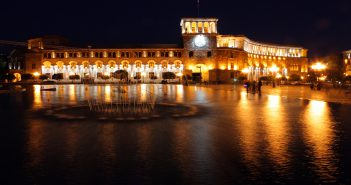 У Еревана появилась панорамная карта