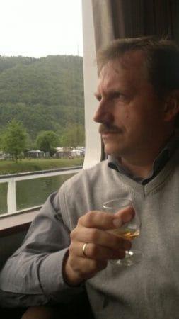 Андрей Рынкевич, один из первых форумистов Беларуси
