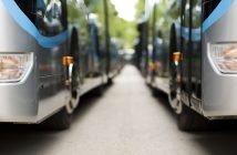 Кыргызстан: 30 автобусов в Оше будут оснащены Wi-Fi и видеокамерами