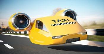 Прецедент: В ОАЭ уже в июле этого года появятся летающие такси