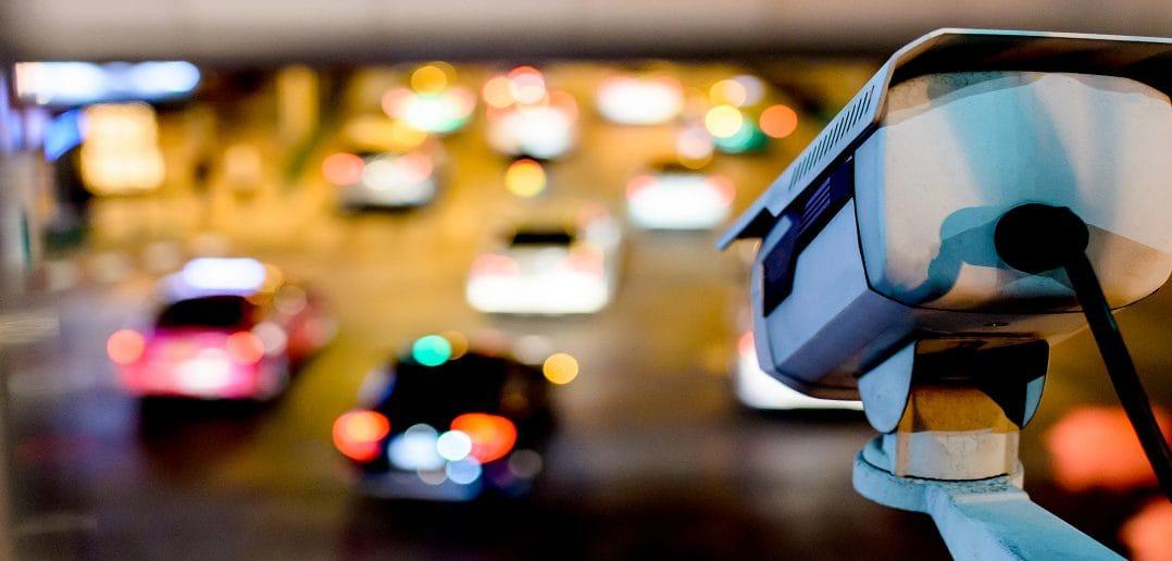 В столице Узбекистана начала работать система видеофиксации нарушений ПДД