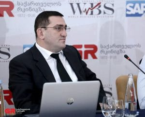 Директор по информационным технологиям ГЖД Леван Кукава