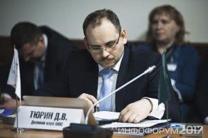 Денис Тюрин, директор делового клуба ШОС
