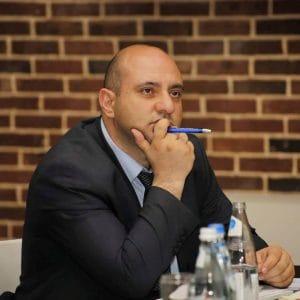 Директор фонда Armix, эксперт Ваан Овсепян