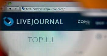 LiveJournal запретил блогерам вести политическую агитацию