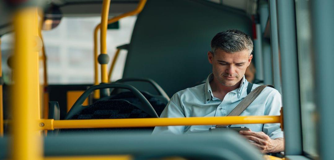 В Беларуси появились автобусы с Wi-Fi