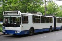 На общественном транспорте столицы Кыргызстана заработала GPS-навигация