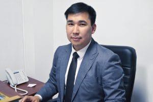 Советник председателя Госкомитета ИТ и связи Кубаныч Шатемиров