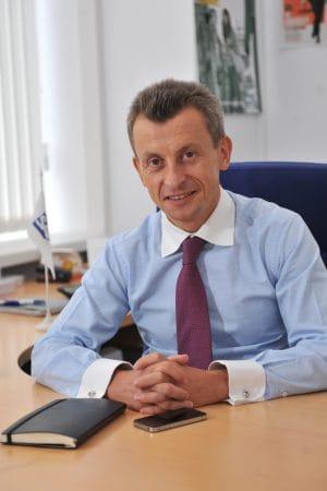 Управляющий директор компании SAP в Украине и Грузии Максим Матяш