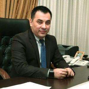 Директор Центра развития «Электронного правительства» Узбекистана Шерзод Хабибуллаев