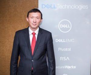 Нурлан Садыков, директор представительства Dell EMC в Казахстане и Центральной Азии