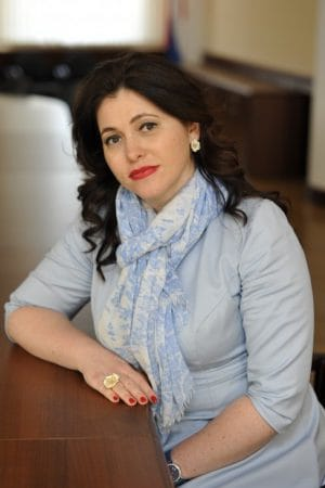 Татьяна Толстова, заместитель генерального директора компании «Крок»