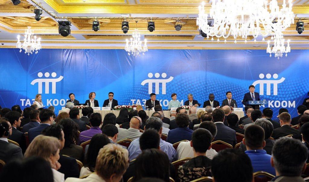 Руководитель аппарата президента Кыргызстана Сапар Исаков рассказал о целях и перспективах, которые откроет высокотехнологичный проект «Таза коом», включенный в Национальную стратегию устойчивого развития