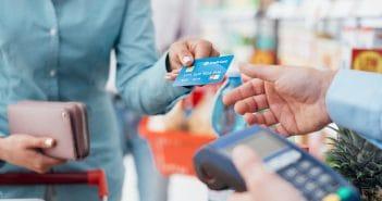Безналичные платежи становятся более популярными среди населения Украины