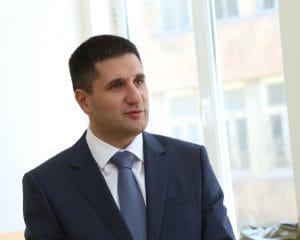 Директор армянской телекоммуникационной компании Ucom Айк Есаян