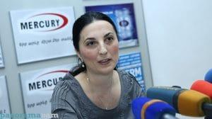 Инспектор по защите персональных данных Армении Шушан Дойдоян