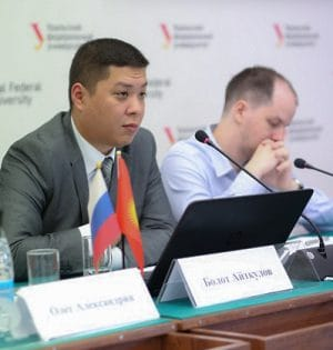 Независимый эксперт проекта «Таза коом» Болотом Айткулов