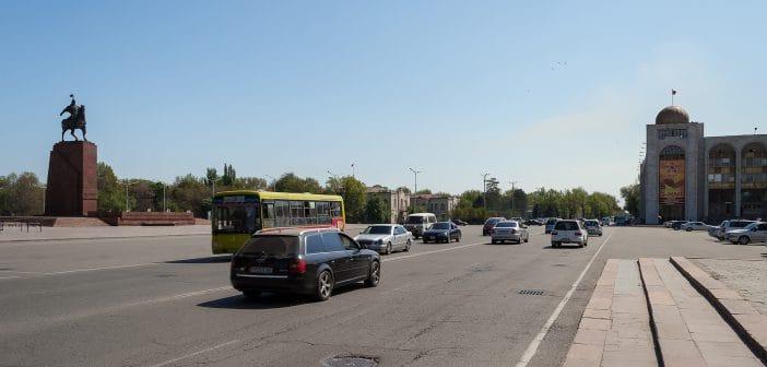 «Умные улицы» появятся в Бишкеке этой осенью
