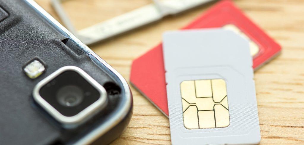 В Таджикистане один человек сможет купить не более 2 сим-карт