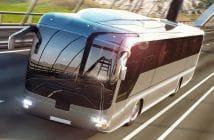 Россия готовится к запуску беспилотных автобусов