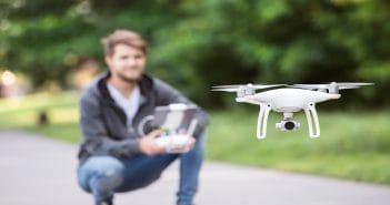 В Великобритании ввели обязательную регистрацию дронов весом от 250 грамм