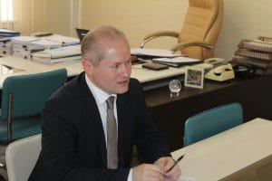 Заместитель министра информационных технологий и связи РМ Виталие Тарлев